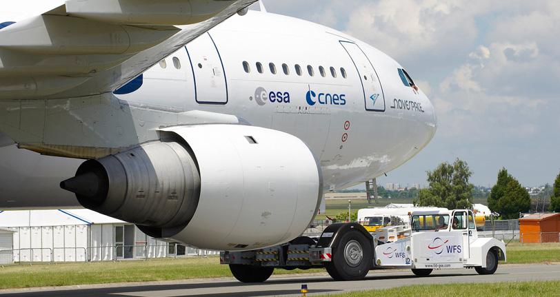 Aeriens La Cfdt Aux Cotes Des Salaries De Wfs Cfdt Transports